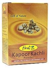 Profumi e cosmetici Maschera in polvere per capelli sottili e deboli - Hesh Kapoor Kachli Powder