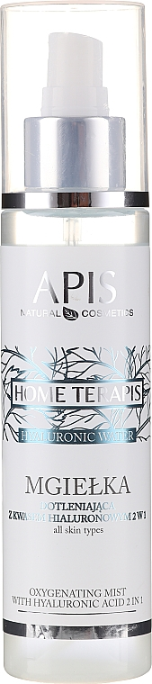 Mist all'acido ialuronico - Apis Professional Home terApis Hyaluron Mist