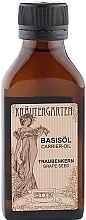 Profumi e cosmetici Olio di semi d'uva - Styx Naturcosmetic Crape Seel Basisol Carrier-Oil
