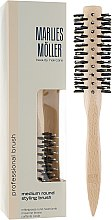 Profumi e cosmetici Spazzola per capelli rotonda - Marlies Moller Medium Round Styling Brush