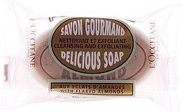 """Profumi e cosmetici Sapone """"Mandorlo"""" - L'Occitane Almond Delicious Soap"""