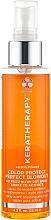 Profumi e cosmetici Spray per lo styling dei capelli - Keratherapy Keratin Infused Color Protect Perfect Blowout