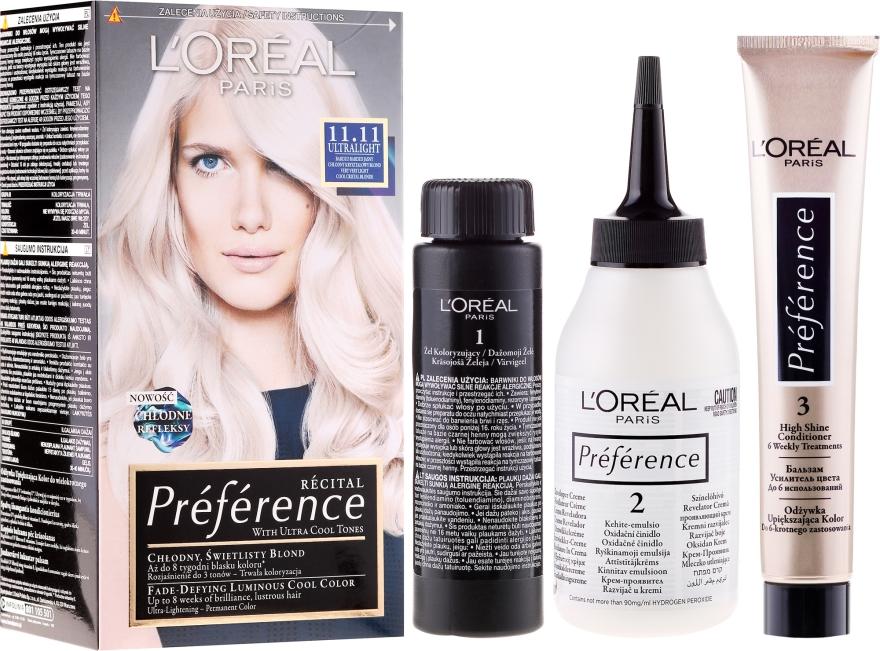 Tinta per capelli - L'Oreal Paris les Blondissimes Preference