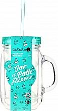 """Profumi e cosmetici Bombe da bagno nel barattolo """"Tè marocchino alla menta"""" - Bubble T Bath Fizzers In Reusable Jar Moroccan Mint Tea"""