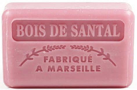 """Sapone di Marsiglia """"Legno di sandalo"""" - Foufour Savonnette Marseillaise"""