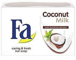 Profumi e cosmetici Sapone crema al latte di cocco - Fa Coconut Milk