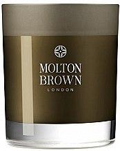 Profumi e cosmetici Molton Brown Tobacco Absolute Single Wick Candle - Candela profumata