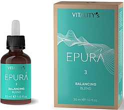 Profumi e cosmetici Concentrato normalizzante - Vitality's Epura Balancing Blend