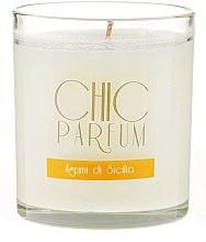 Profumi e cosmetici Candela profumata - Chic Parfum Agrumi Di Sicilia Candle