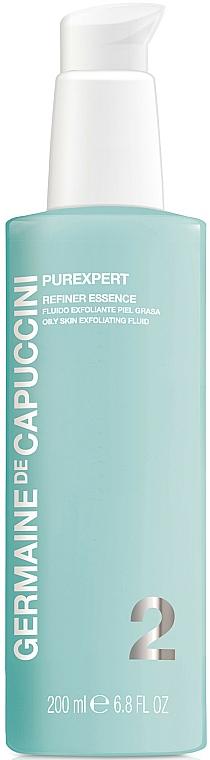 Fluido esfoliante per pelli grasse - Germaine de Capuccini Purexpert Refiner Essence Oily Skin