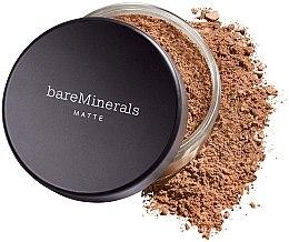 Profumi e cosmetici Fondotinta in polvere opacizzante - Bare Escentuals Bare Minerals Matte Foundation SPF15