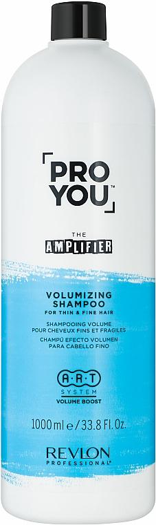 Shampoo volumizzante - Revlon Professional Pro You Amplifier Volumizing Shampoo — foto N2
