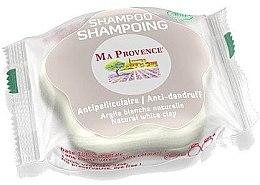 """Profumi e cosmetici Shampoo Bio solido anti-forfora """"Argilla bianca"""" - Ma Provence Shampoo"""