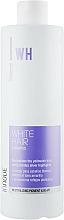 Profumi e cosmetici Shampoo neutralizzante antigiallo - Kosswell Innove Professional White Hair Shampoo