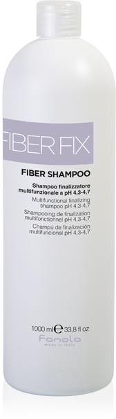 Shampoo rinforzante multifunzionale - Fanola Fiber Fix Fiber Shampoo