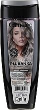 Profumi e cosmetici Condizionante colorante per capelli, argento - Delia Cosmetics Cameleo