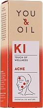 Profumi e cosmetici Miscela di oli essenziali - You & Oil KI-AcneTouch Of Welness Essential Oil