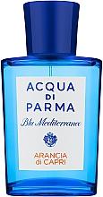 Profumi e cosmetici Acqua di Parma Blu Mediterraneo Arancia di Capri - Eau de toilette