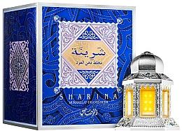 Profumi e cosmetici Rasasi Sharina Mukhallat Dhanel Oudh - Profumo all'olio