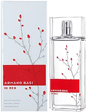 Profumi e cosmetici Armand Basi In Red - Eau de toilette