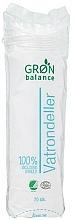 Profumi e cosmetici Dischetti di cotone cosmetici - Gron Balance