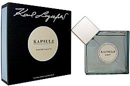 Profumi e cosmetici Karl Lagerfeld Kapsule Light - Eau de toilette