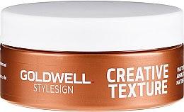 Profumi e cosmetici Pasta per capelli - Goldwell StyleSign Creative Texture Matte Rebel