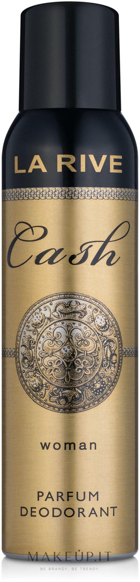 La Rive Cash Woman - Deodorante spray — foto 150 ml