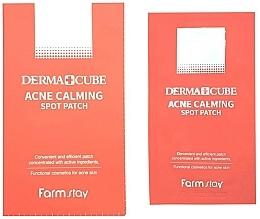 Profumi e cosmetici Cerotti per macchie dell'acne - FarmStay Derma Cube Acne Calming Spot Patch