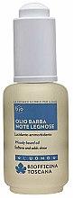 Profumi e cosmetici Olio da barba - Biofficina Toscana Woody Beard Oil