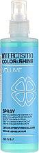 Profumi e cosmetici Spray volumizzante per capelli - Intercosmo Color & Shine Volume Spray