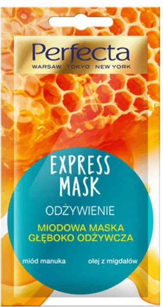 "Maschera ""Nutriente"" - Perfecta Express Mask"