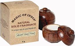 "Profumi e cosmetici Crema-profumo naturale ""Heart Erection"" - Shamasa"