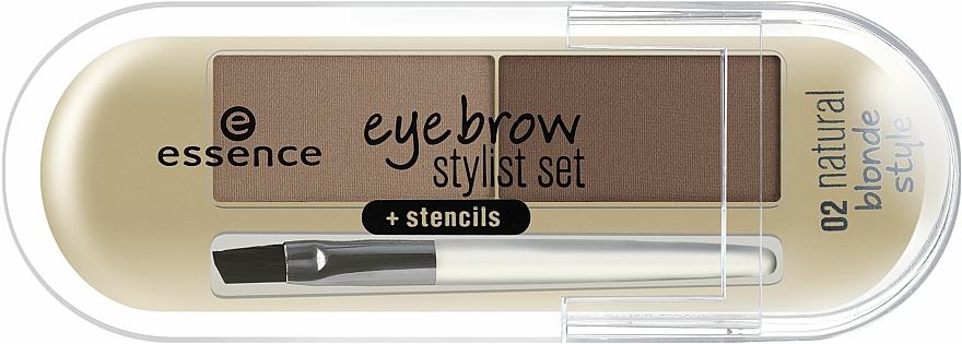 Polvere per sopracciglia - Essence Eyebrow Stylist