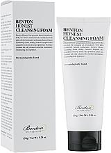 Profumi e cosmetici Schiuma detergente - Benton Honest Cleansing Foam