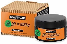 Profumi e cosmetici Crema da barba - Beauty Jar Let It Grow Beard Cream