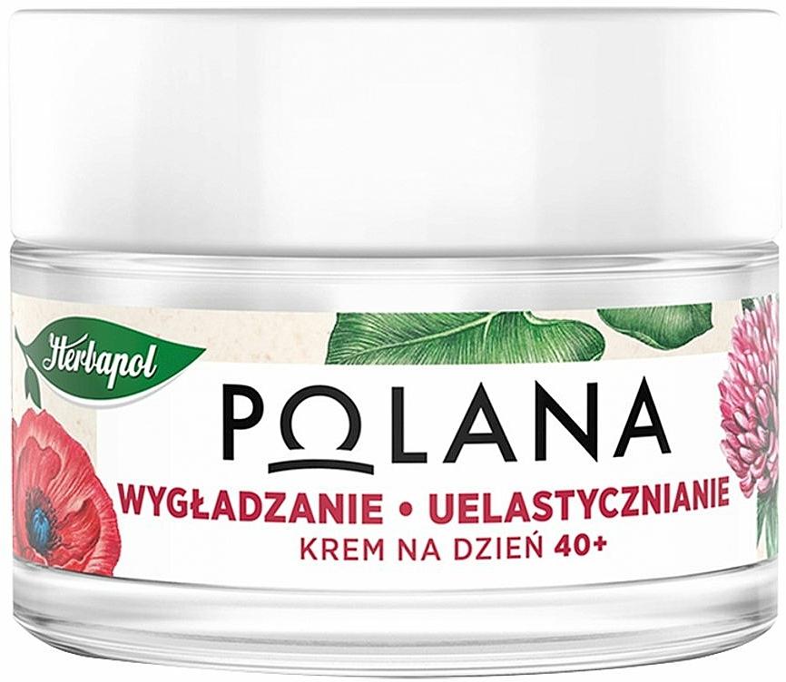 """Crema 40+ """"Levigante e rassodante"""" da giorno - Polana — foto N1"""