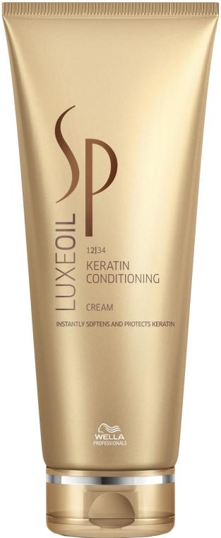 Condizionante alla cheratina - Wella SP Luxe Oil Keratin Conditioning Cream