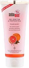 Profumi e cosmetici Gel doccia - Sebamed Shower Gel With Grapefruit