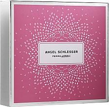 Profumi e cosmetici Angel Schlesser Femme Adorable - Set (edt/100ml + edt/15ml + b/lot/100ml)