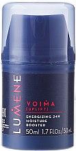 Profumi e cosmetici Crema viso idratante, da uomo - Lumene Men Voima Energizing 24h Moisture Booster