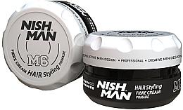 Profumi e cosmetici Pomata styling capelli - Nishman Hair Styling Fibre Cream