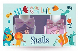 Profumi e cosmetici Set per bambini 2x10,5ml - Snails Mini Bebe Music Is My Life