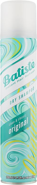 Shampoo secco - Batiste Dry Shampoo Clean and Classic Original