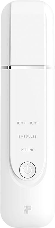 Dispositivo per la pulizia della pelle ad ultrasuoni - Xiaomi inFace Ion Skin Purifier Eu MS7100 White
