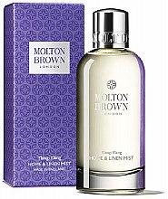 Profumi e cosmetici Molton Ylang-Ylang Home & Linen Mist - Spray