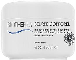Profumi e cosmetici Burro corpo idratante - Biotherm Beurre Corporel Intensively Hydrating Body Butter