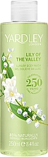 Profumi e cosmetici Gel doccia - Yardley Lily Of The Valley Body Wash