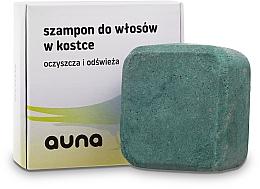 Profumi e cosmetici Shampoo capelli solido - Auna Shampoo In A Bar