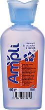 Profumi e cosmetici Solvente per unghie senza acetone, flacone blu - Ampli